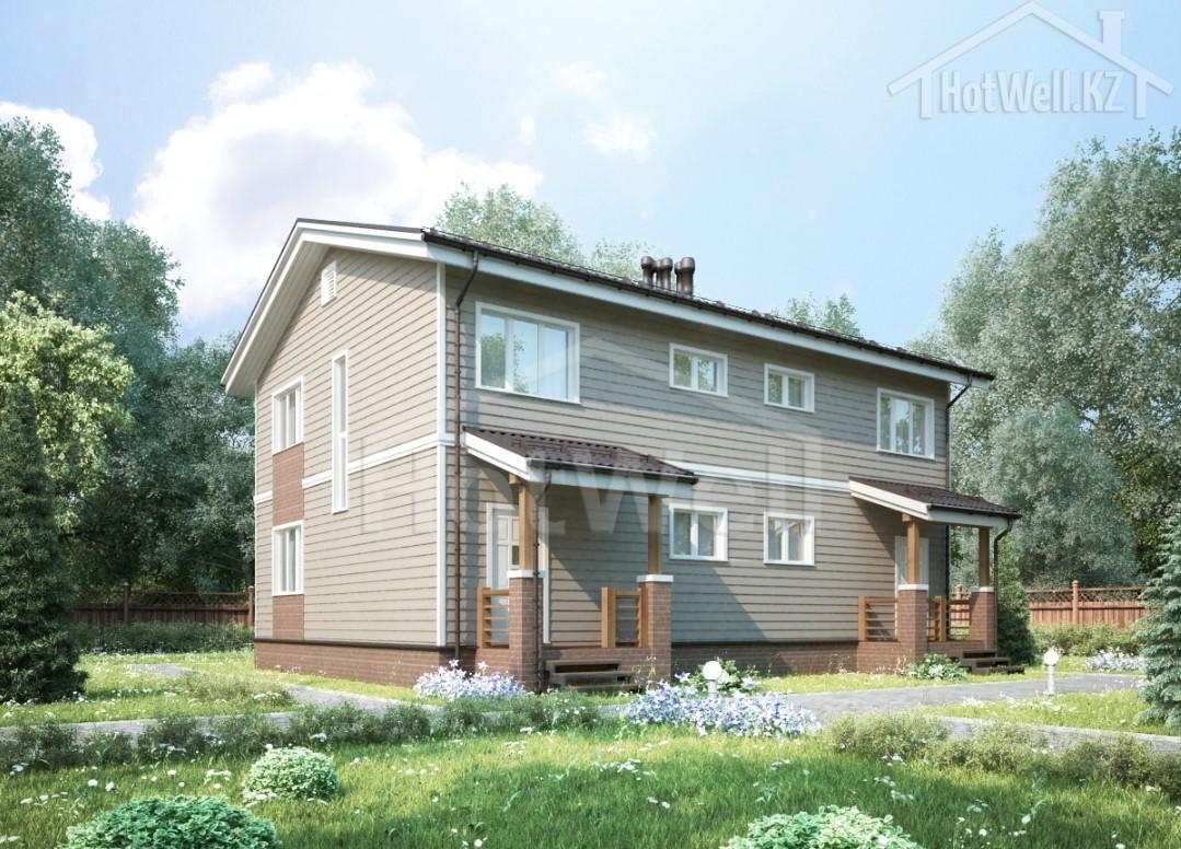 строительство домов Нурсултан