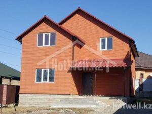 Каркасная конструкция домов
