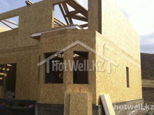 Бригада строителей строительство домов