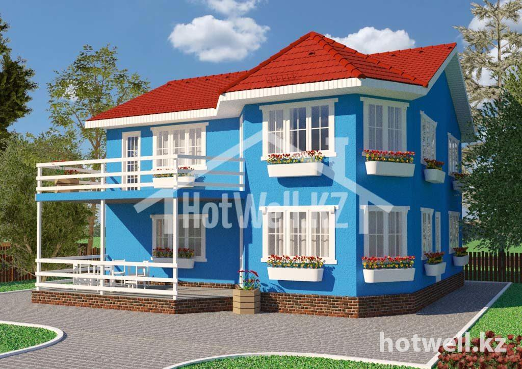 сип алматы дом