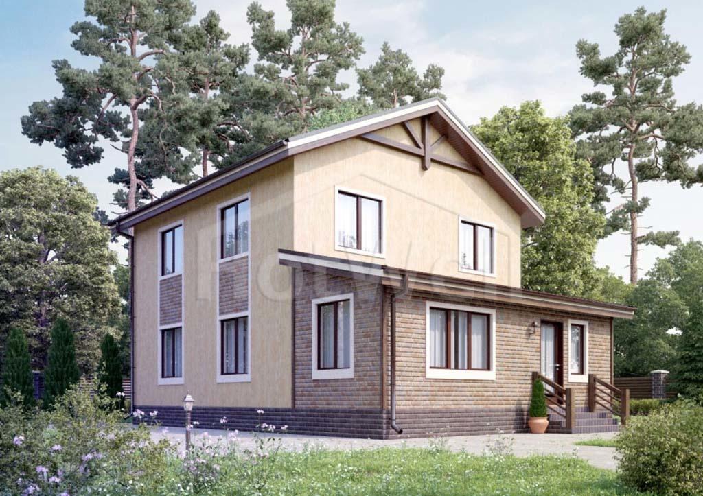 Строительство домов из СИП панелей Алматы