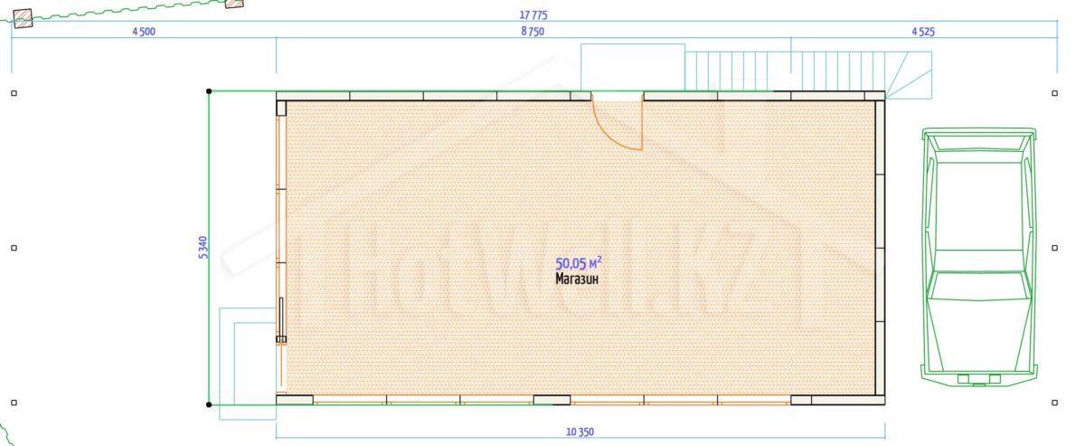 Купить домокомплект из СИП панелей