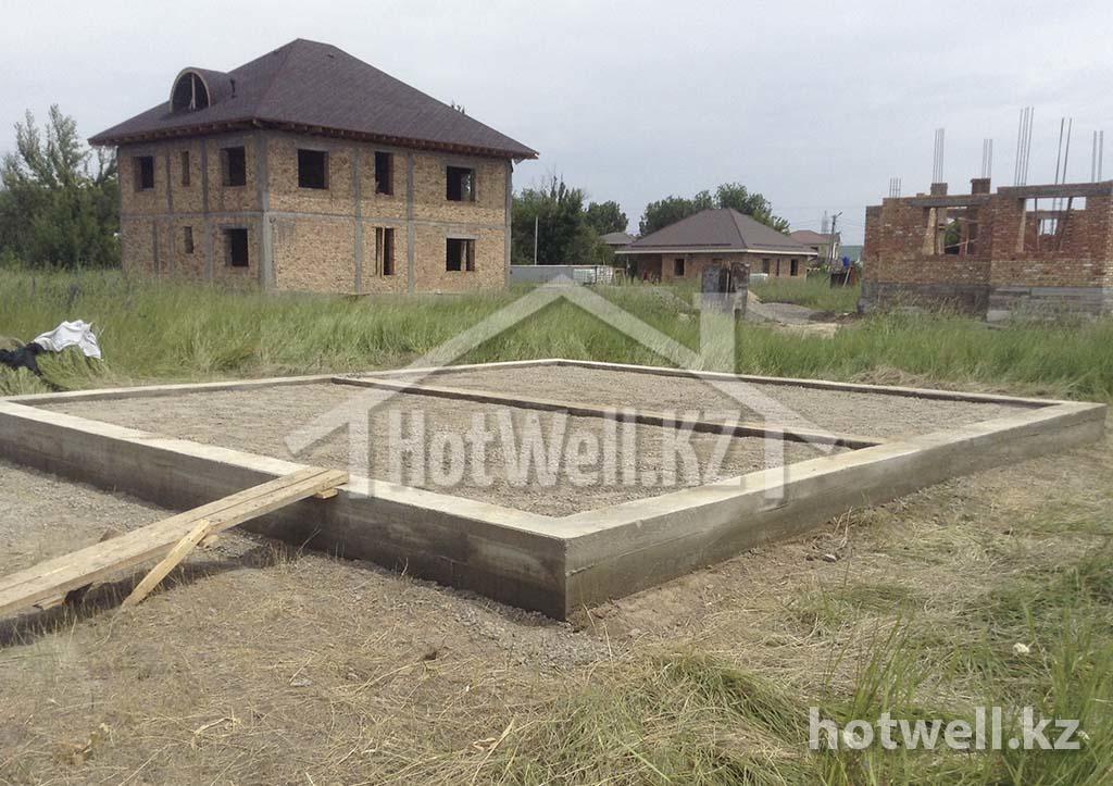 Жомарт дом из СИП панелей Алматы