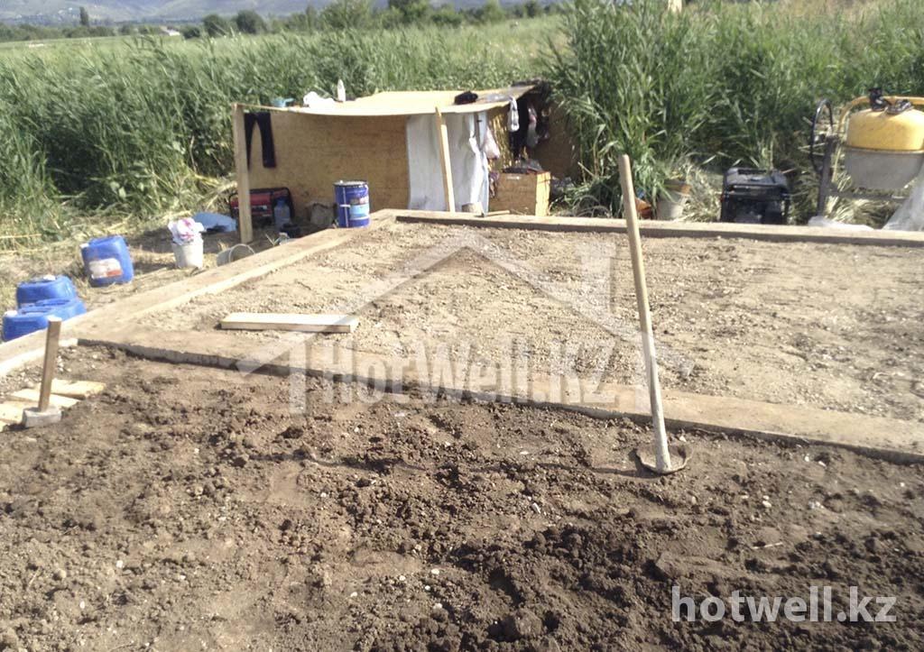 Сания дом из СИП панелей Алматы