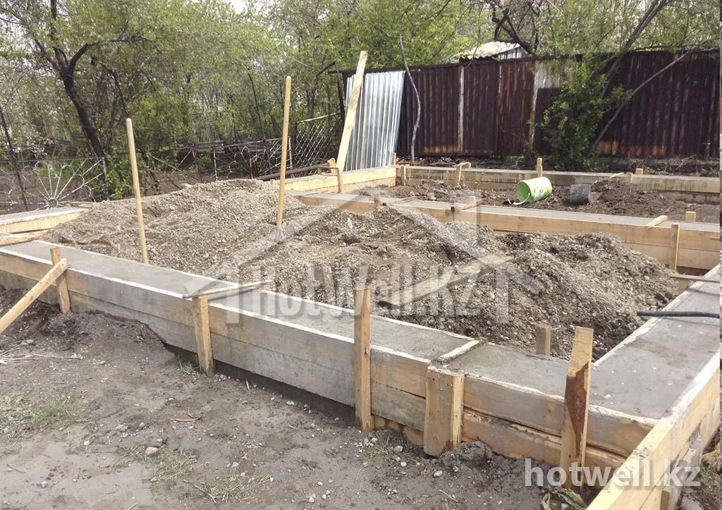 Максим дом из СИП панелей М-107 Алматы