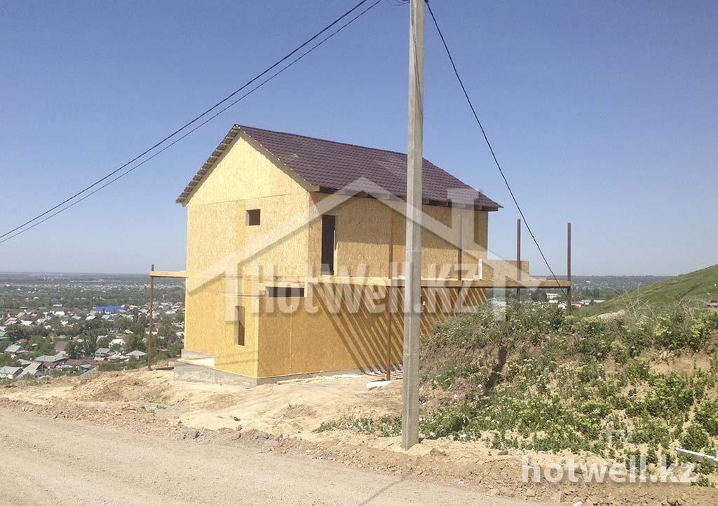 Б-169 Дом из сип Алматы