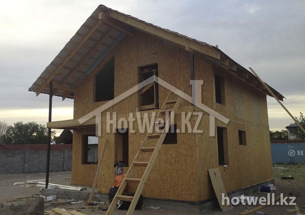 Построенные объекты Hotwell.kz