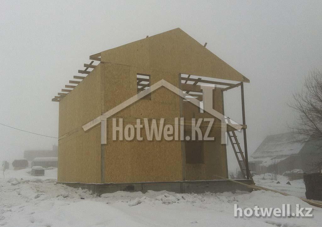 Б-158 сиппанели строй дом
