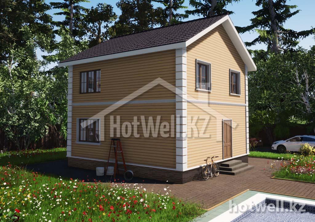 Построить дом в Алматы. Построить дом дешего бригада строителей.