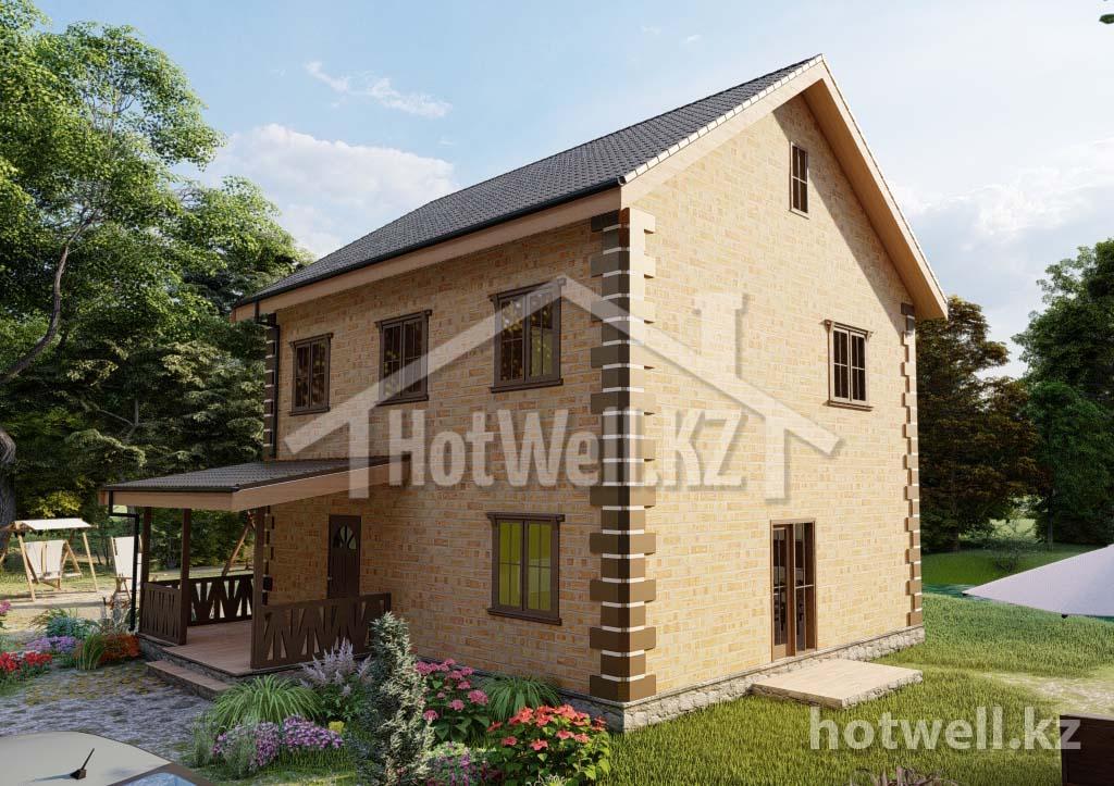 Быстровозводимые дома в Алматы