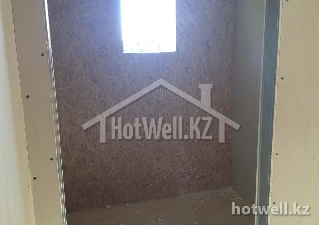туалет в сип доме