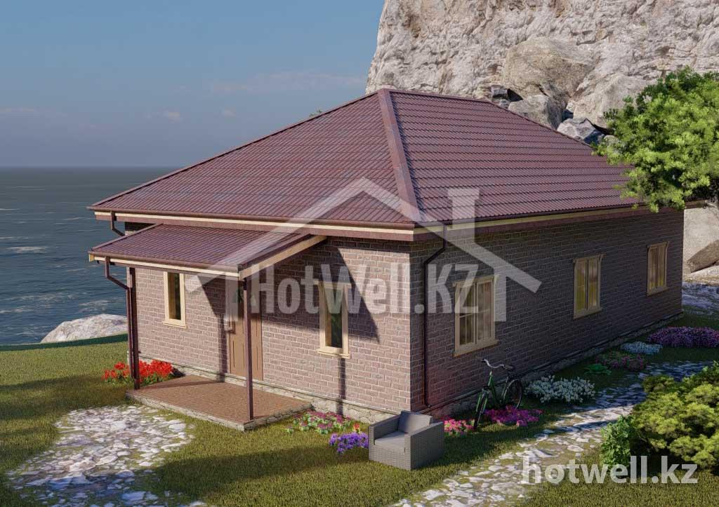 дом из сип панелей в казахстане актау цена