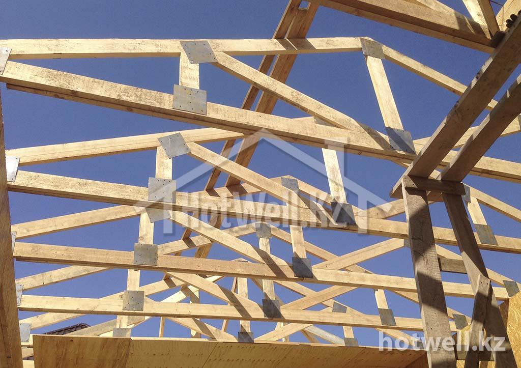 деревянные фермы для сип