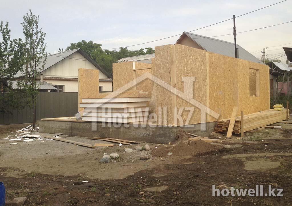 строим дома в ияф