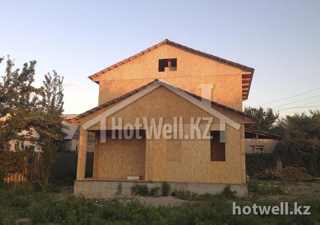 строим дома в алматы