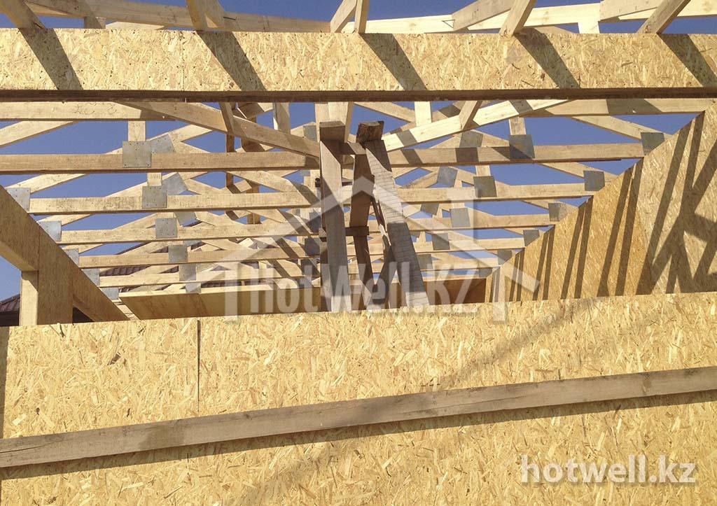 построить гараж в алматы