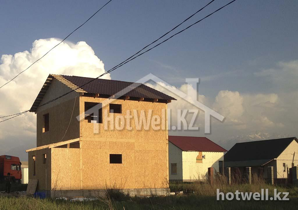 дом 107 м2