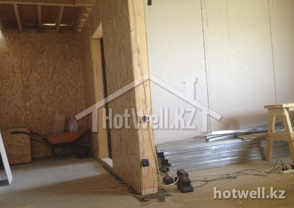 строим дома нурсултан
