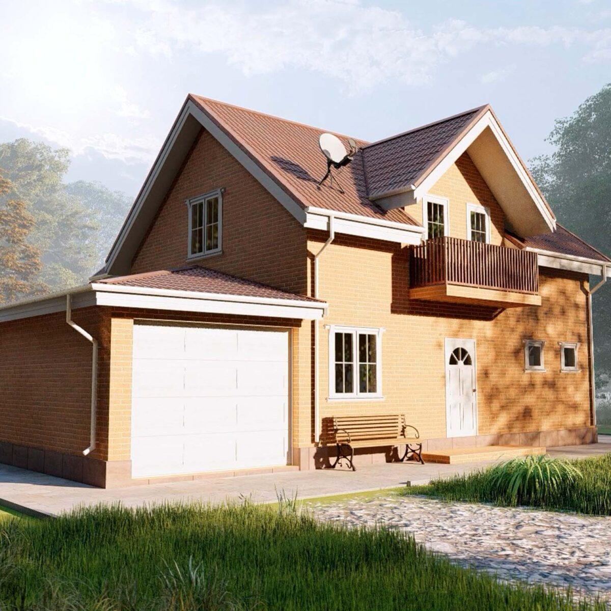 Как построить дом из сип-панелей самому?