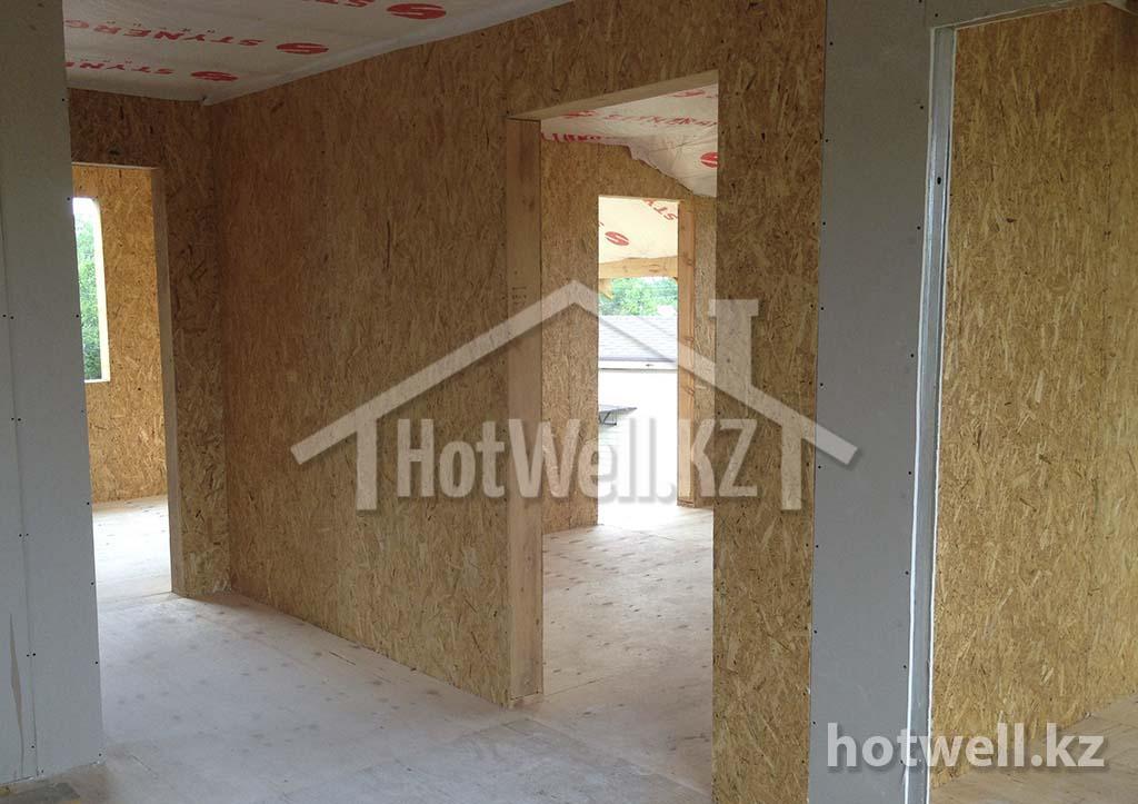 построить качественный сип дом алматы