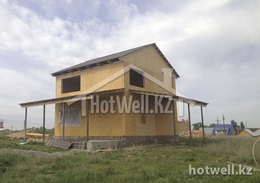 строительство домов в алматы