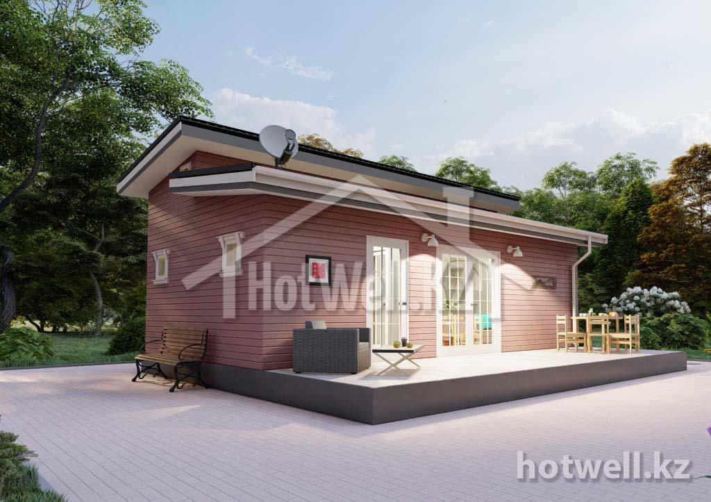 норвежский дом проекты и цены под ключ