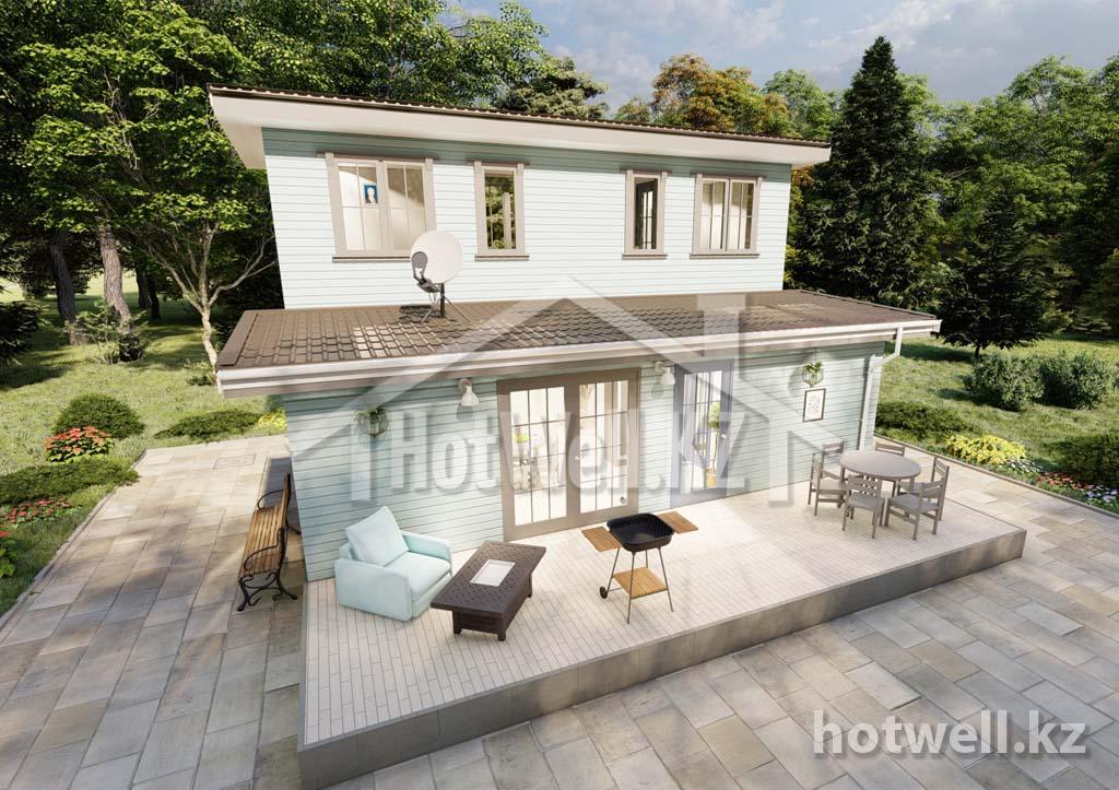 купить норвежский дом