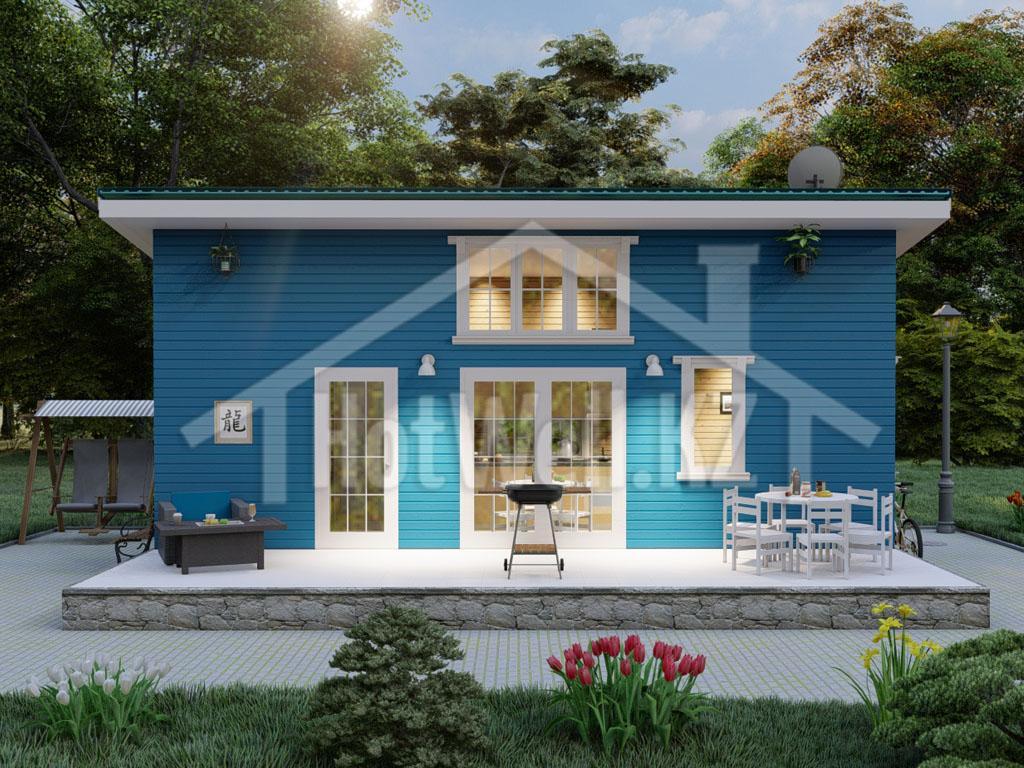 Архитектура Норвежского Дома