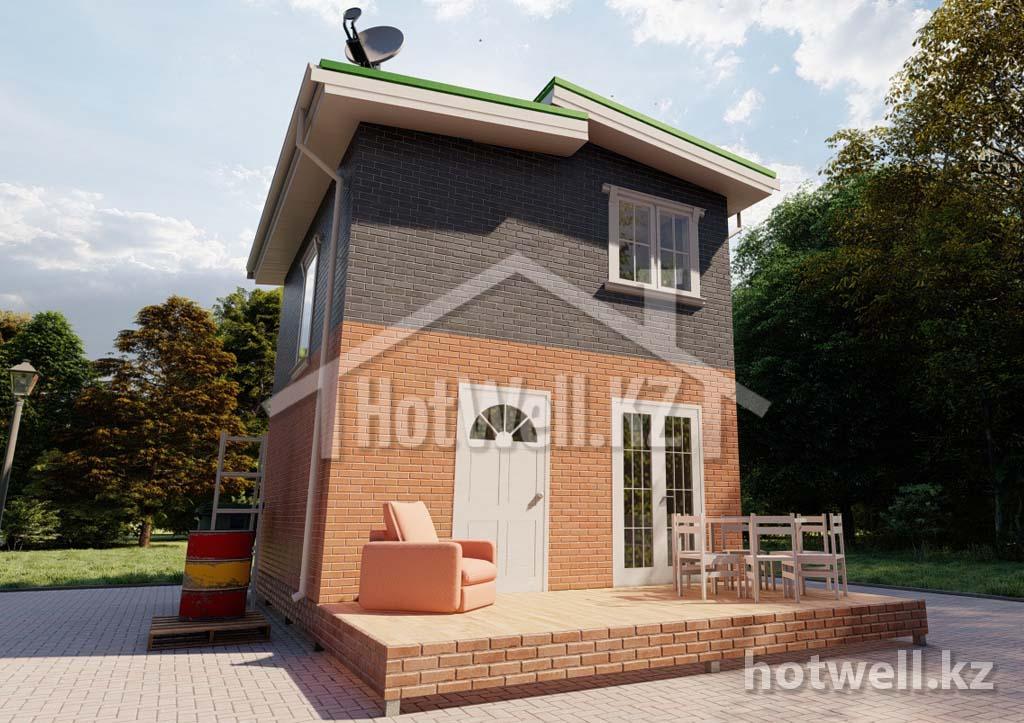 Норвежский дом под ключ цены