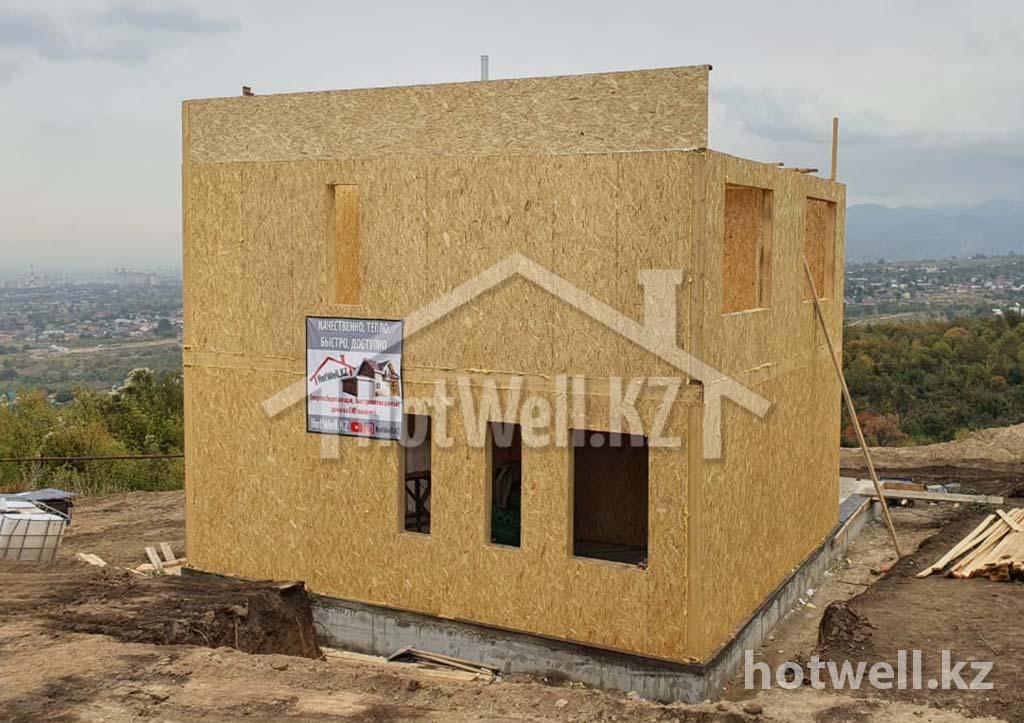 дом проект панель