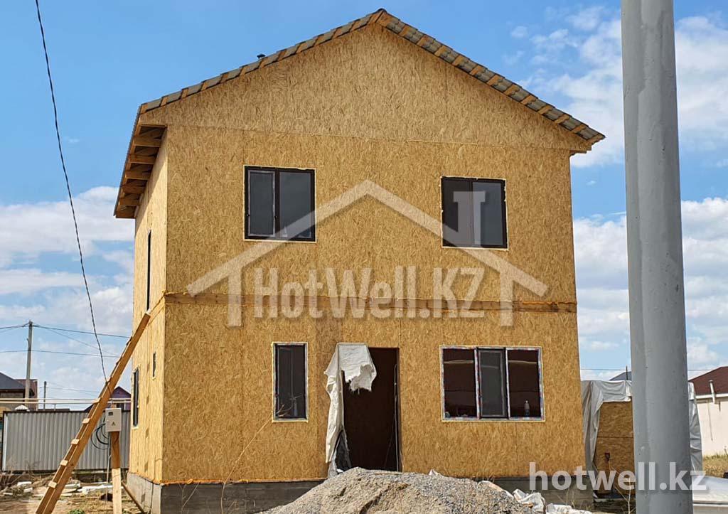 Мадениет сип дом 112 м2