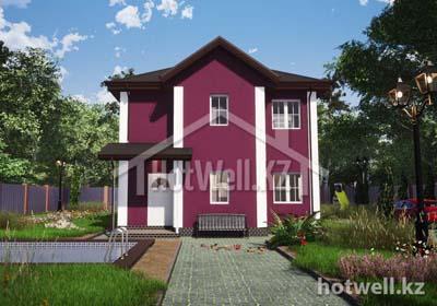 HotWell.KZ: Строительство домов из Сип-панелей в Нур-Султане